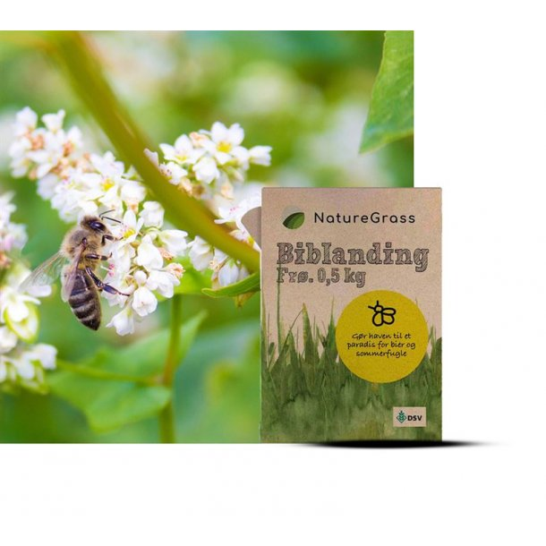 Bi-Blanding - NatureGrass - 0,5 kg